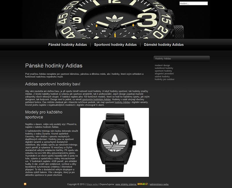 hodinky-adidas.webuje.cz
