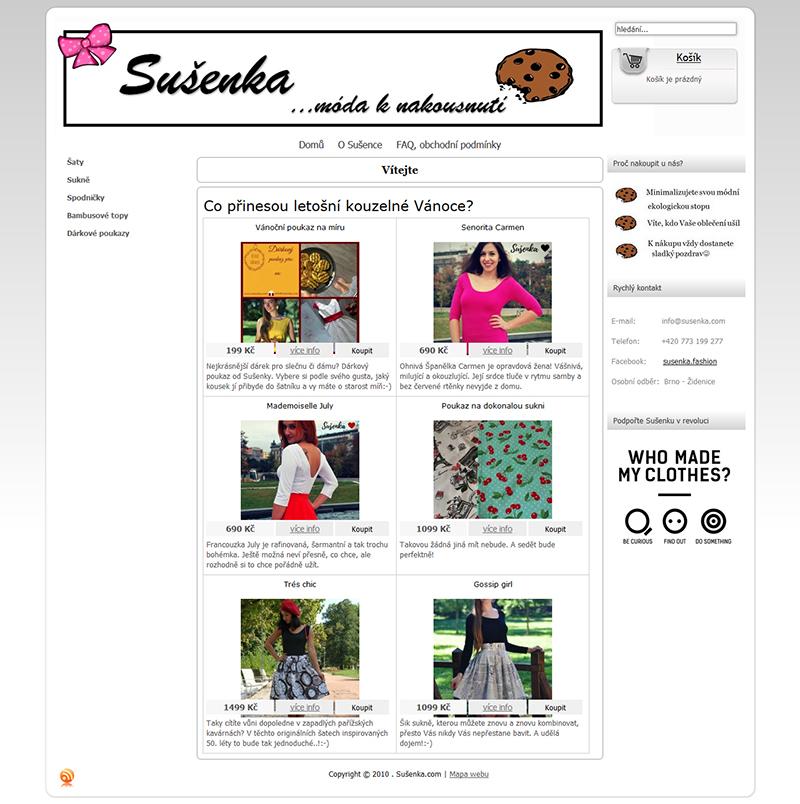 www.susenka.com