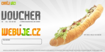 voucher hot dog